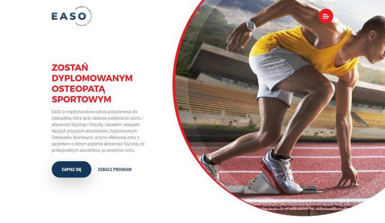 easoacademy osteopatia sportowa