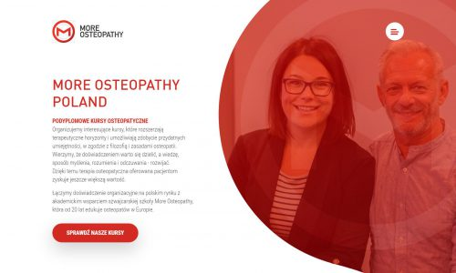 More Osteopathy Poland